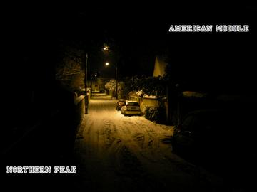 Snowbound, by American Module (LoveCarsWeather) on OurStage