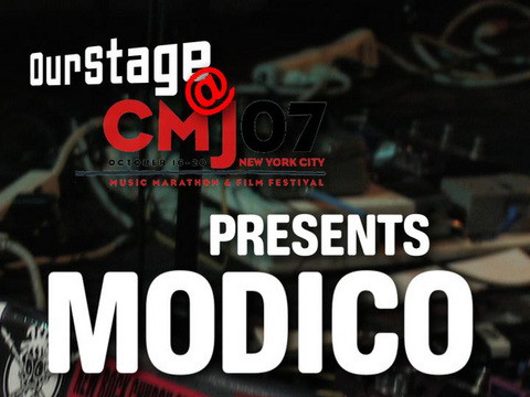 modico @ cmj, by ThangMaker on OurStage
