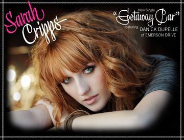 Getaway Car (Radio Edit), by Sarah Cripps on OurStage