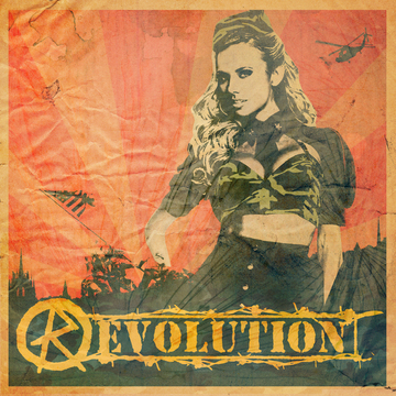 Revolution, by MIRK on OurStage