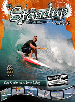 REAL Standup Paddleboarding Instructional DVD, by REAL Media on OurStage