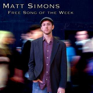 Let Me Go On, by Matt Simons on OurStage