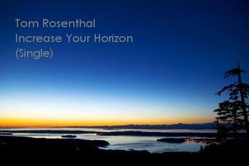 Increase Your Horizon (Radio Cut), by Tom Rosenthal on OurStage