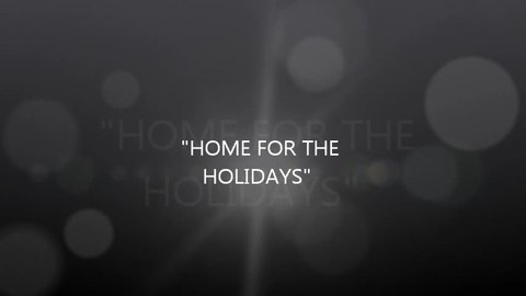 Home For The Holidays , by Steve Dafoe-SongWriter on OurStage