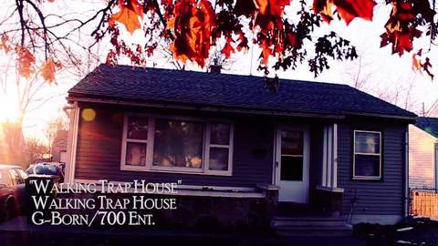 Walking Trap House, by (C) on OurStage