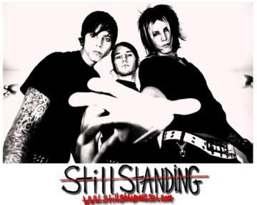 Never Be Afraid, by Still Standing on OurStage