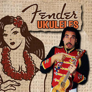 On A Fender® Bender, by Ukulele Ray on OurStage
