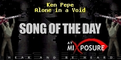 Alone in a Void, by Ken Pepe on OurStage