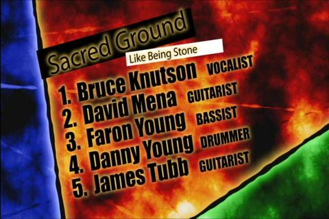 Like Being Stoned, by Sacred Ground on OurStage