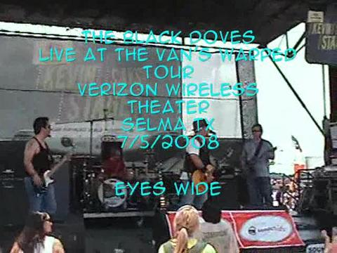 Eyes Wide, by Steve Wilson & The Black Doves on OurStage