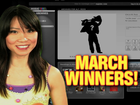 And the Winners Are..., by Julie Pham on OurStage