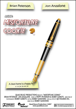 Misfortune Cookie, by Quad Deuce on OurStage
