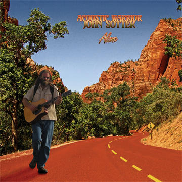 Fire Wind, by John Sotter - Acoustic Warrior on OurStage
