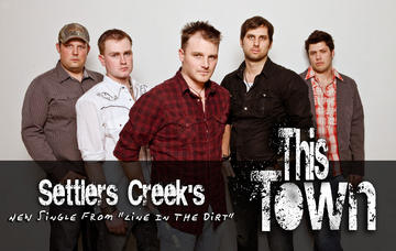 This Town, by Settlers Creek Band on OurStage