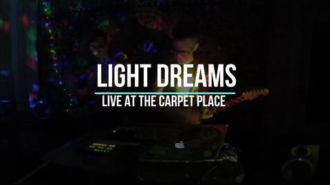 Light Dreams - Live at the carpet place , by Light Dreams on OurStage