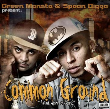 ON THE GRIND- GREEN MONSTAR, by GREEN MONSTAR on OurStage