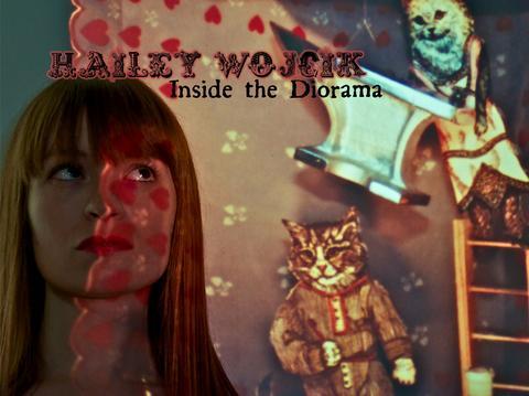 Hailey Wojcik: Inside the Diorama, by Hailey Wojcik on OurStage
