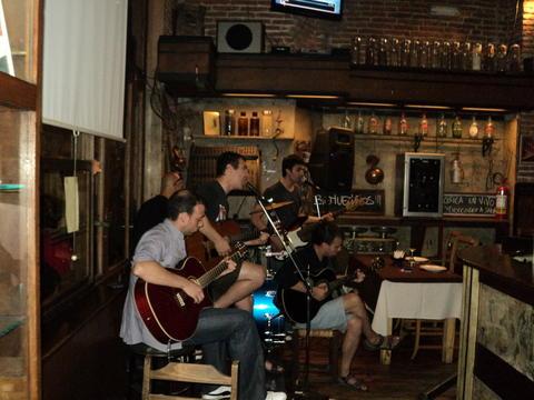 """""""SOLDADOS"""" EN VIVO ACUSTICO, by GUERNICA on OurStage"""