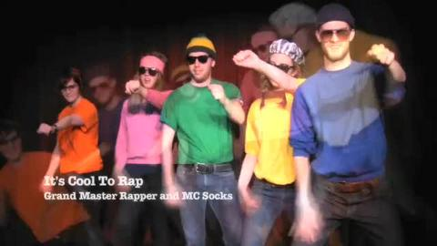 It's Cool To Rap, by Grand Master Rap & MC Socks on OurStage