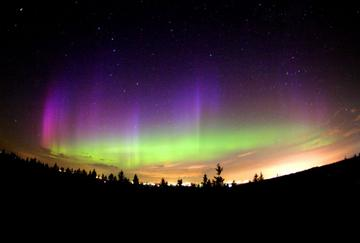 Northern Lights, by Craig Wise on OurStage