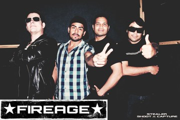 Adios Amor, by Fireage on OurStage