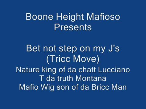 Tricc Move, by NatureLucciano on OurStage