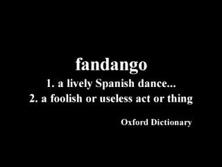 Fandango Racing Preview, by Andrew Ewing on OurStage