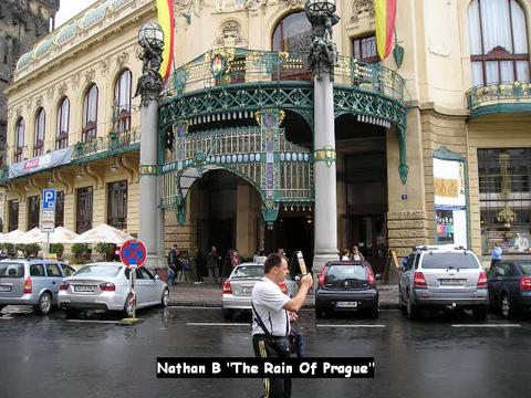 The Rain Of Prague, by Nathan B on OurStage