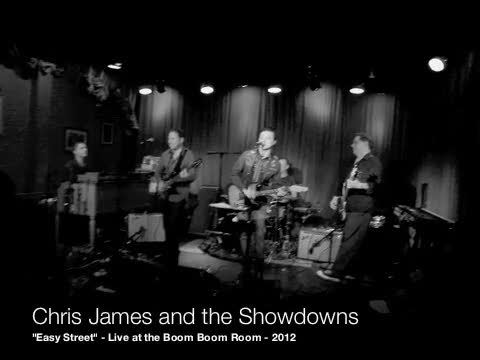 Chris James and the Showdowns - Live at the Boom Boom Room, by Chris James and the Showdowns on OurStage