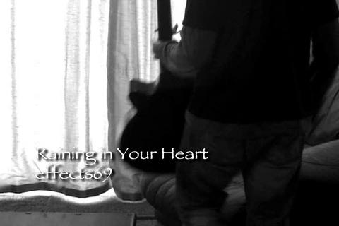 Raining In Your Heart (Every Day's the Same), by effects69 on OurStage