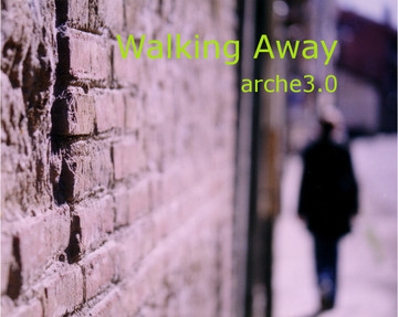 Walking Away, by arche3.0 on OurStage