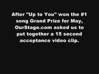 Acceptance Speech Bloopers, by Cobalt & the Hired Guns on OurStage