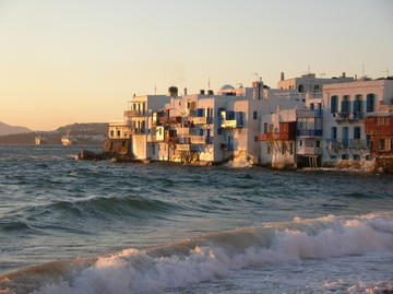 Mykonos, by Zante Dilemma on OurStage