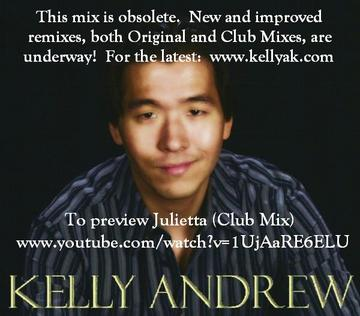 Julietta (Second Obsolete Mix), by Kelly Andrew on OurStage