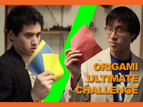Origami Ultimate Challenge (CMF 2008), by Brian Chan, Jason Ku on OurStage