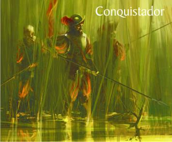 Conquistador, by Raveneyemusic on OurStage