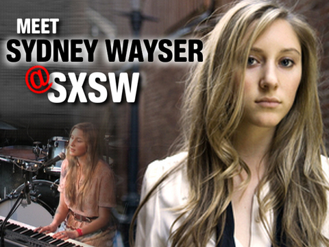 Sydney Wayser @ SXSW, by ThangMaker on OurStage