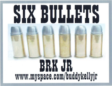 SIX BULLETS, by BRK JR on OurStage