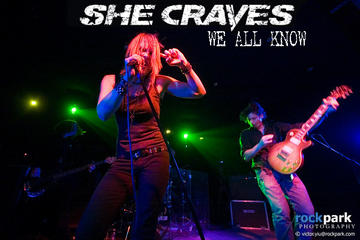 We All Know, by She Craves on OurStage