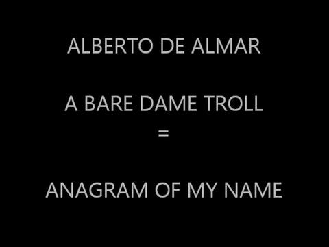 A BARE DAME TROLL, by Alberto de Almar on OurStage