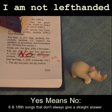 Long Goodbyes, by I Am Not Lefthanded on OurStage
