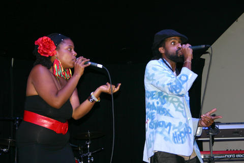 GHETTO PEOPLE :: LIVE!, by RAS (ridersagainstthestorm) on OurStage