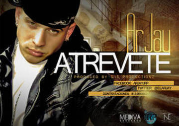 Atrevete, by ArJay on OurStage