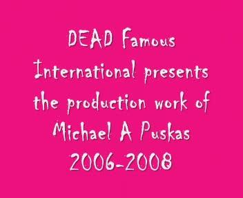Mike Puskas Label Overview Part1, by DEAD Famous Records on OurStage