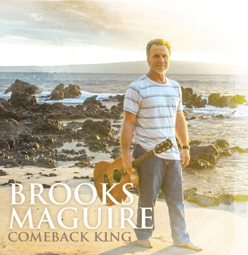 Comeback King, by Brooks Maguire on OurStage