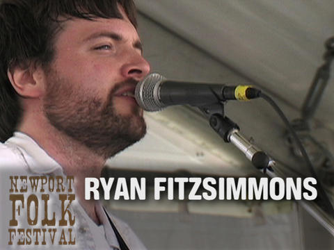 Ryan Fitzsimmons at Newport Folk, by OurStage Productions on OurStage