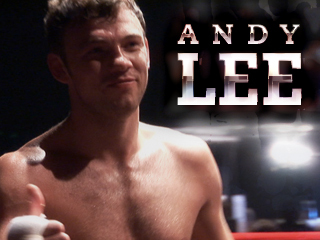 Professional Boxer Andy Lee, by jennyfrommoli on OurStage