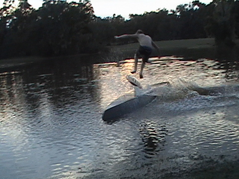 Fall Flatland Skimboarding in Louisiana, by Amosb72 on OurStage