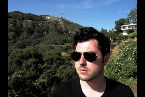 Andrew Cole visits Hollywood Hills in Los Angeles!, by Andrew Cole on OurStage