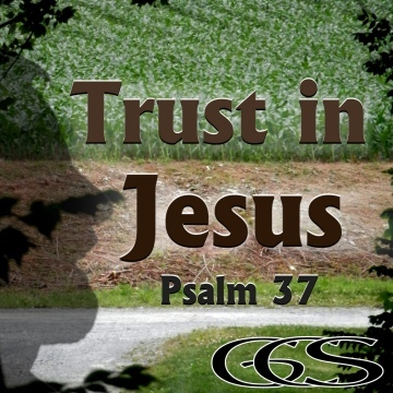 Trust in Jesus (Psalm 37) remix, by Christian Staudt on OurStage